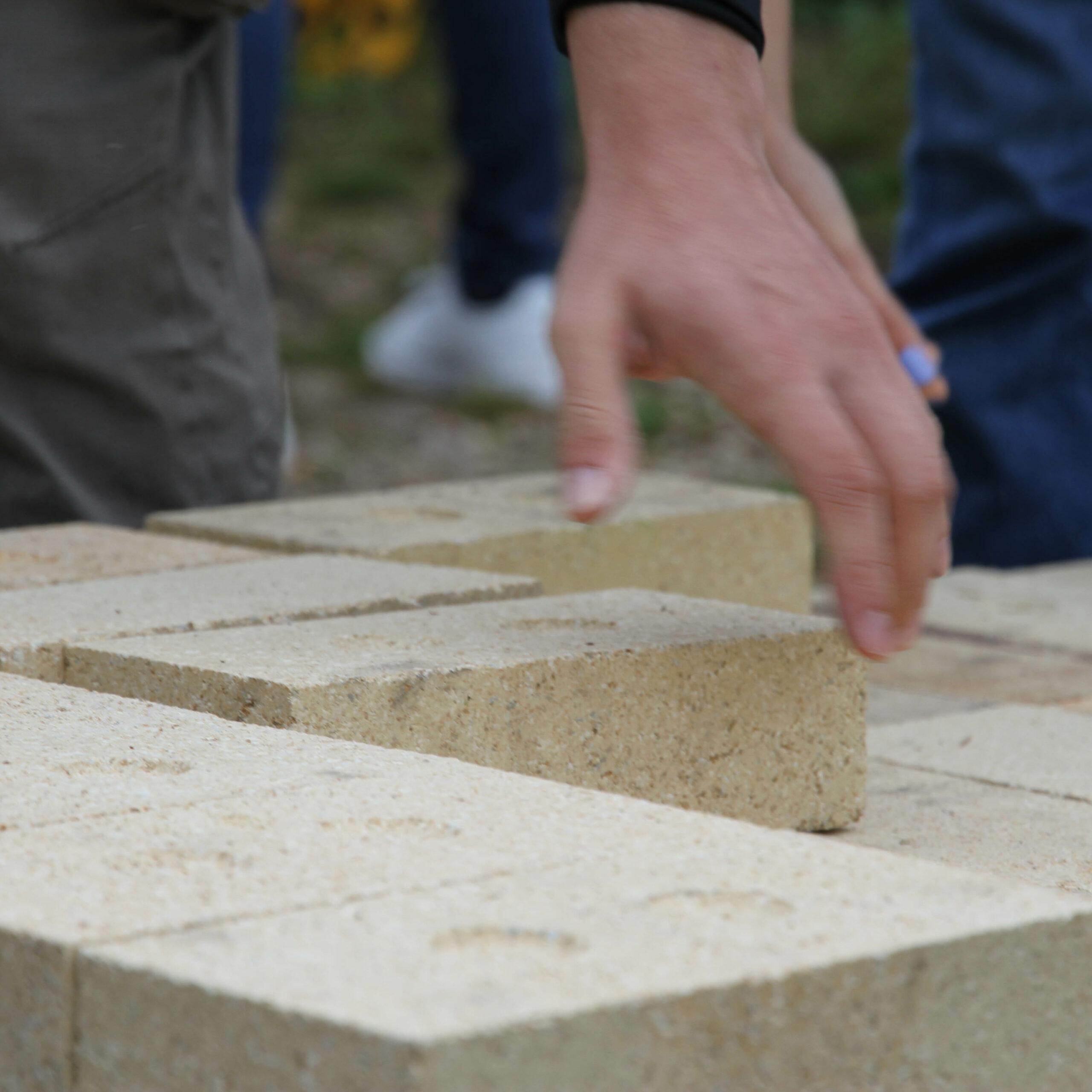 Construction du four